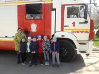 Учебная тренировка по эвакуации в случае возникновения ЧС