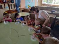 Мастер-класс по изготовлению калейдоскопа в средней группе