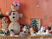 В ожидании Нового года - Парад снеговиков