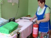 Объектовая тренировка по ГО в День защиты детей