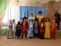 Ульяновский музей национального костюма в «Веснянке»