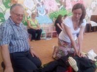 Обучение педагогов навыкам оказания первой медицинской помощи