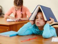 Первые трудности или как проходит адаптация к школе