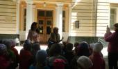 Экскурсия в Симферопольский художественный музей ребят старших групп