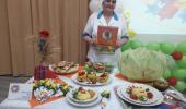 Победа нашего шеф-повара Пинчуковой Веры Карповны в муниципальном конкурсе «Поварское искусство детского сада»