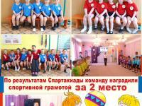 """Участие """"Веснянки"""" в спортивных соревнованиях """"Первые шаги"""""""