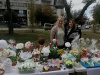 """Участие """"Веснянки"""" в благотворительной акции """"Белый цветок"""""""