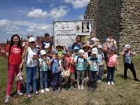 Поход ребят старших групп на Неаполь Скифский
