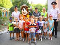 Единый день детской дорожной безопасности «Детям безопасные дороги»