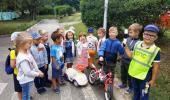 Закрепление правил дорожного движения